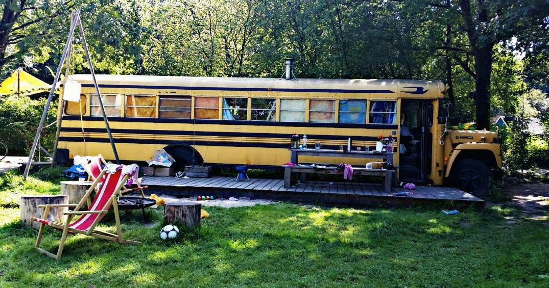 Gave oldscool camperbus
