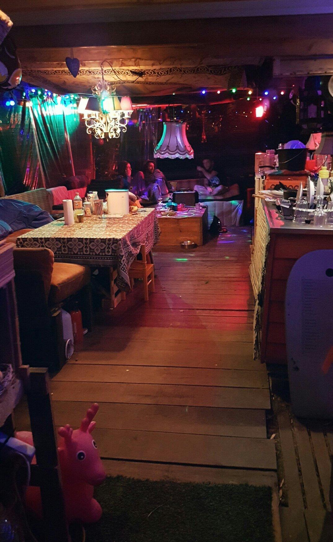 Silas' livingroom