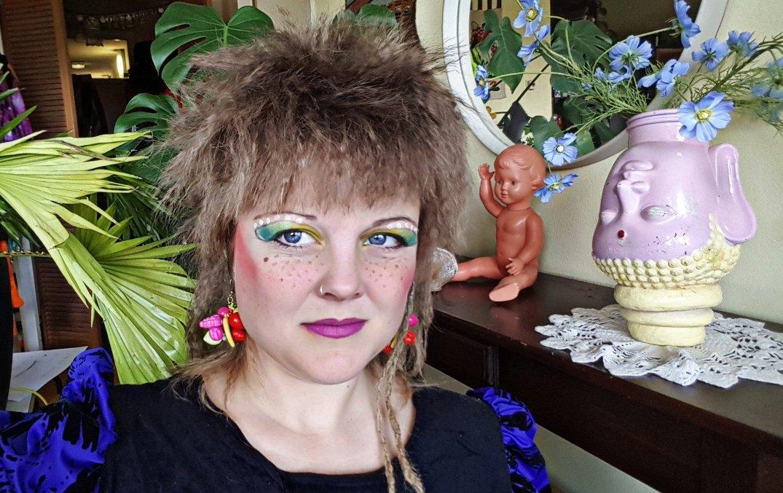 Nieuwe make up look