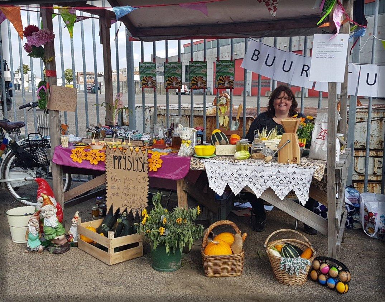 Harvest Fest Stall