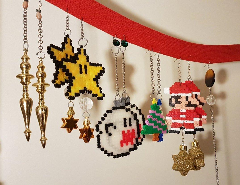 Kraaltje strijken kerstmis