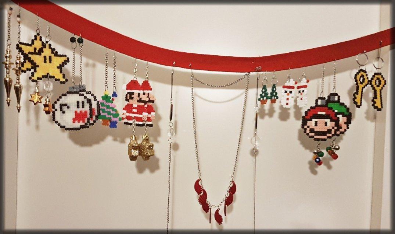 Leonie Ruissen perler beads christmas