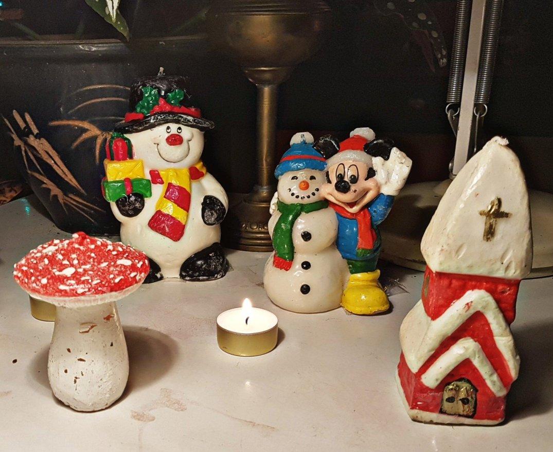 Kerstmis bij Leonie Ruissen