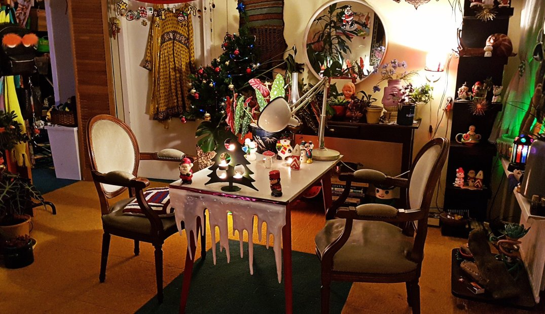 Kerst bij Leonie Ruissen